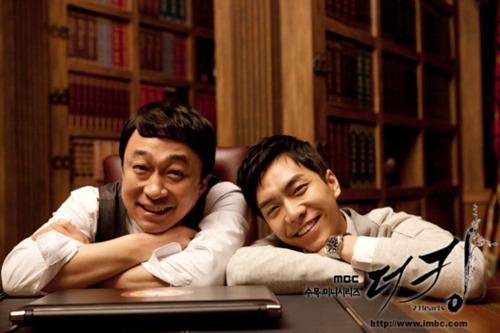 Jae Kang dan Jae Ha. Foto: http://pearlmint2011.tumblr.com/post/20750278950/bromance-lee-jae-ha-lee-jae-kang