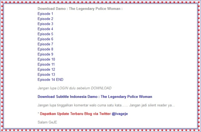 download damo